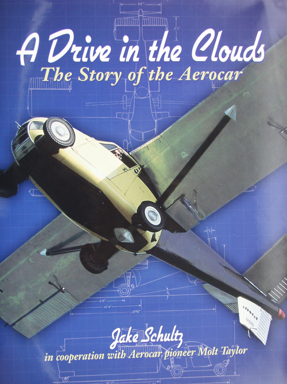 """A Drive in the Clouds"" Captures Aerocar Dream, Inventor Molt Taylor's Amazing Flying Automobile"