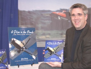 Part of the Boeing 787 production team in Everett, Wash., Jake Schultz has written the first book covering the history of the Aerocar and its inventor, Molt Taylor.