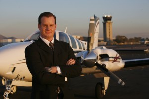 """Chad J. Verdaglio, president of Scottsdale, Ariz.-based Sawyer Aviation, LLC, says if this bill passes, they'll have to change their slogan from """"Our plane is ready for takeoff"""" to """"Sorry, our aircraft are grounded—we just got hit with user fees!"""""""