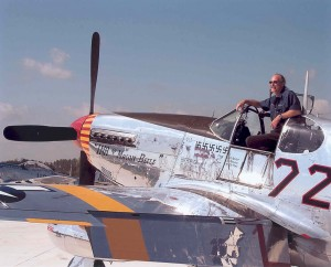 "Aerial demonstrations and ""Aircraft of the Day"" displays allow Fantasy of Flight visitors to become familiar with aircraft like Kermit Weeks' P-51C, the Macon Belle."