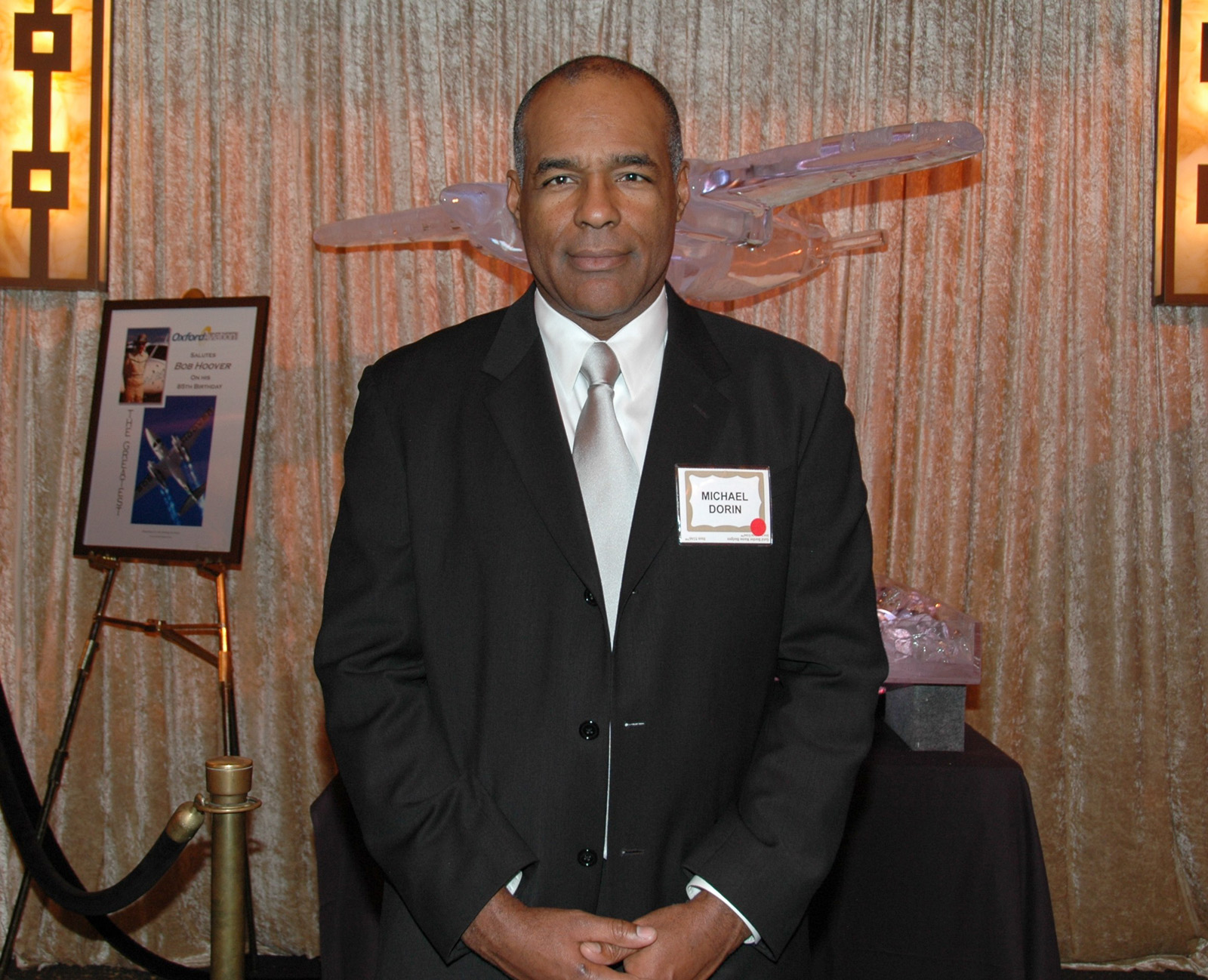 Pilot and Actor Michael Dorn to Emcee NAHF Enshrinement Ceremony