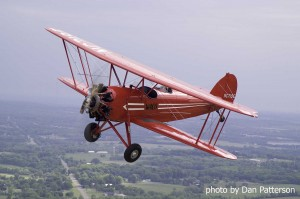 "Six of the world's finest restored vintage aircraft will travel to EAA AirVenture Oshkosh in July to vie for top honors in the first National Aviation Hall of Fame's ""Best of the Best"" People's Choice Award competition, including this 1927 Waco Model 10-T"