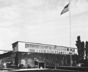Bell Aircraft Corporation's first plant was located on Elmwood Avenue in Buffalo. The factory was originally part of Consolidated Aircraft's facility.