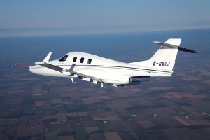 According to Peter Maurer, president of Diamond Aircraft, the D-Jet has outsold projections.