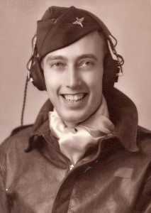 On Sept. 22, 1943, William L. Johnson soloed in a Fairchild PT-19 during his three-month stay at primary flight school in Uvalde, Texas.