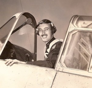Second Lt. Bill Johnson, a twin-engine flight instructor, flew BT-13s for aviation cadets in Garden City, Kan., in 1944, before being assigned to the 62nd Troop Carrier Squadron, 314th Troop Carrier Group, in Saltby, England.