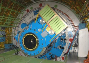 The German built telescope, the heart of the airborne observatory, is in the rear section of the Jumbo Jet's fuselage.