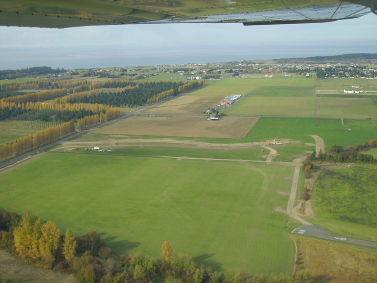 New Olympic Peninsula Airpark Development Protects Home Sites, Airport from Encroachment