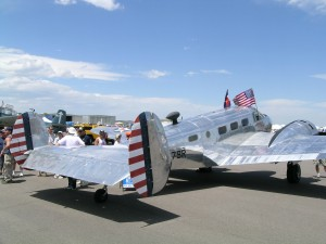 The Commemorative Air Force Mile High Wing's C-45 and the Rocky Mountain Wing's TBM Avenger attracted huge crowds.