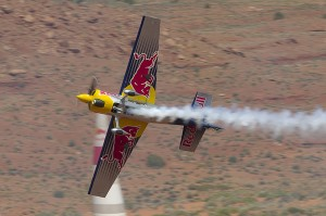 The Red Bull Air Race in Monument Valley provided some of the most memorable photos Dr. Bodor has ever taken.