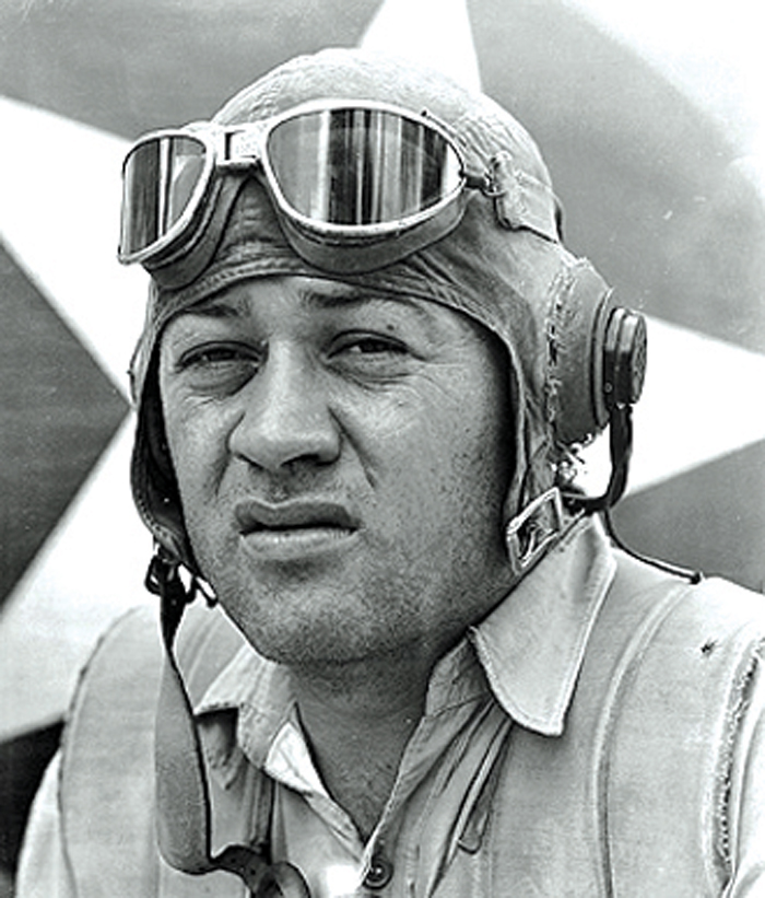 "Marines Win Long Campaign to Name Idaho Airport for ""Pappy"" Boyington"