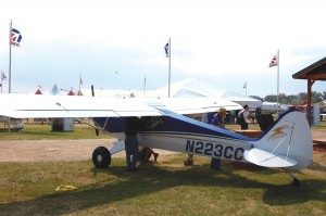 CubCrafters' Sport Cub S2 will be a 100-hp, two-place LSA with a minimum useful load requirement of 450 pounds and a maximum empty weight of 890 lbs. The base price is expected to be $119,500.