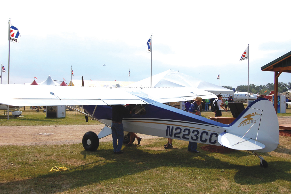 AirVenture 2007 – The World's Greatest Aviation Celebration