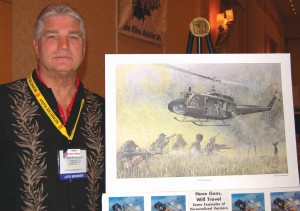 "Helicopter pilot Ron Cone took part in the fierce Vietnam War battle that became known as ""The Battle of Easter Sunday."""