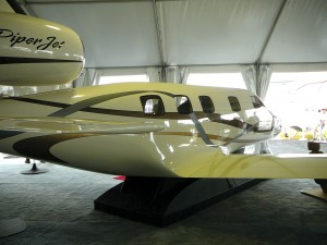 At $2.2 million, the PiperJet is the most expensive single-engine jet.