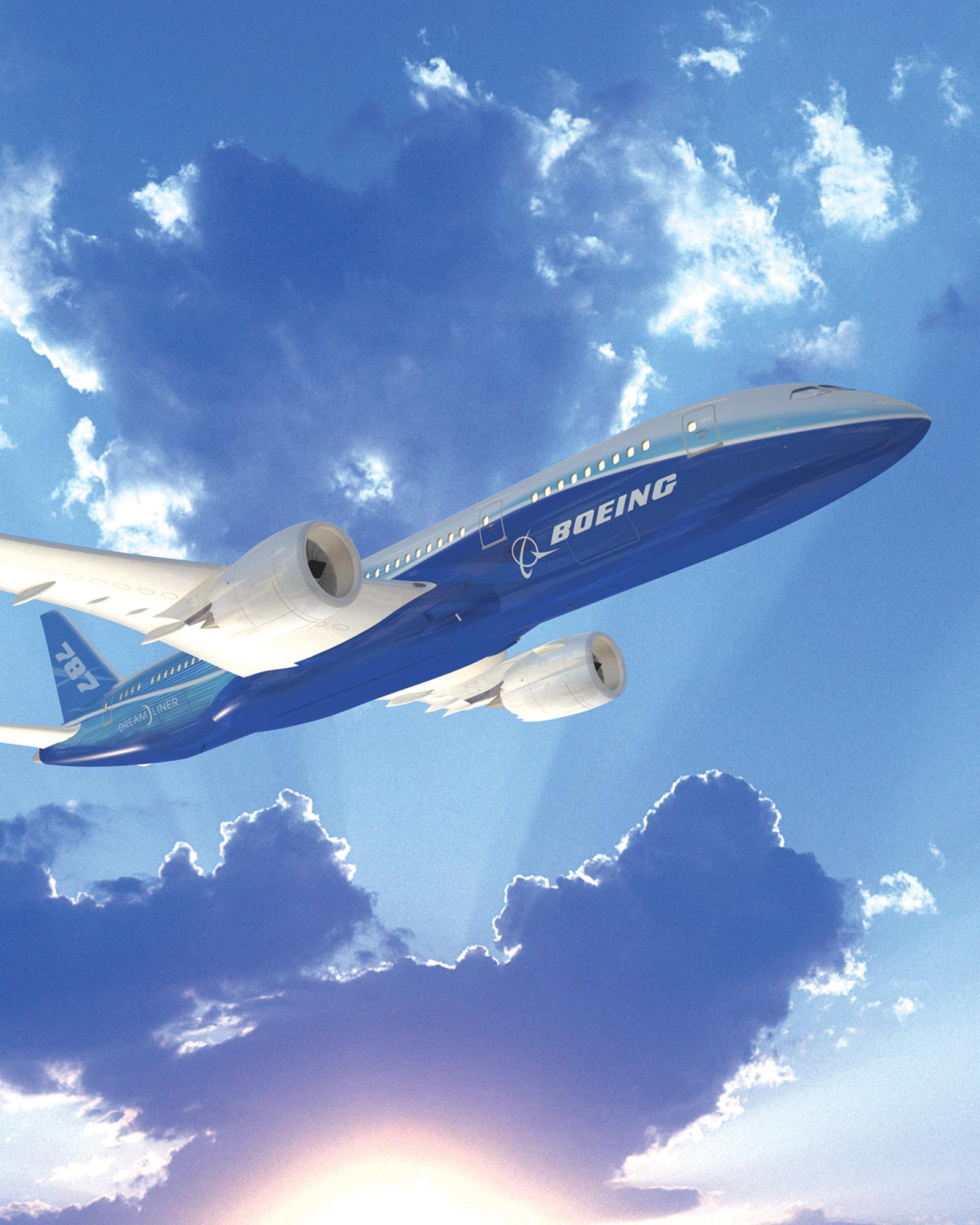 Boeing 787 Dreamliner Rollout Makes Aviation Industry