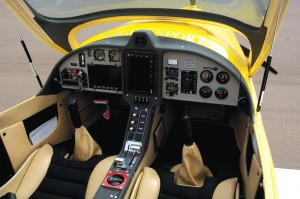 Cirrus promises cutting-edge avionics for the cockpit of its new SR Sport, a two-seat light sport aircraft. The company hasn't announced the vendor for the avionics.