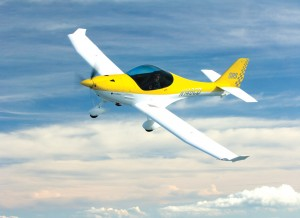 Alan Klapmeier, Cirrus CEO, says the company is trying to slow down the speed of the all-composite SR Sport.