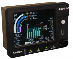 The FAA has given the go-ahead to Xerion Avionix for installation of the AuRACLE engine management system in GA aircraft. The new supplemental type certificate results in significant improvements on in-flight fuel management and engine operations.