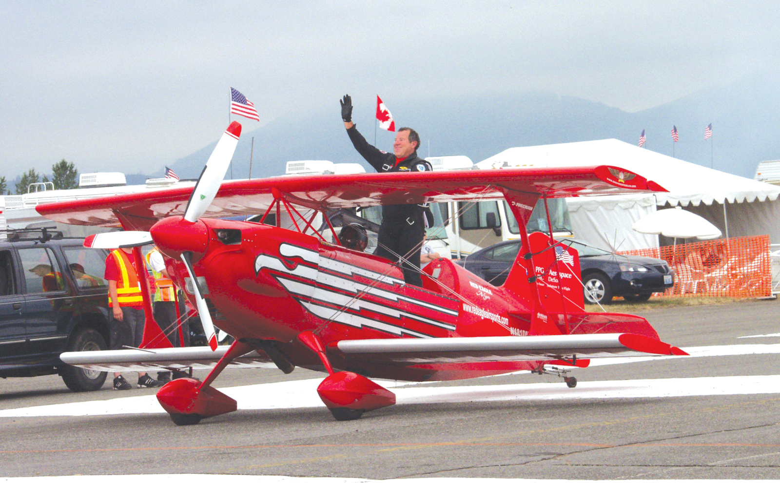 Arlington NWEAA Fly-In Welcomes Back Cascade Warbirds | Airport Journals