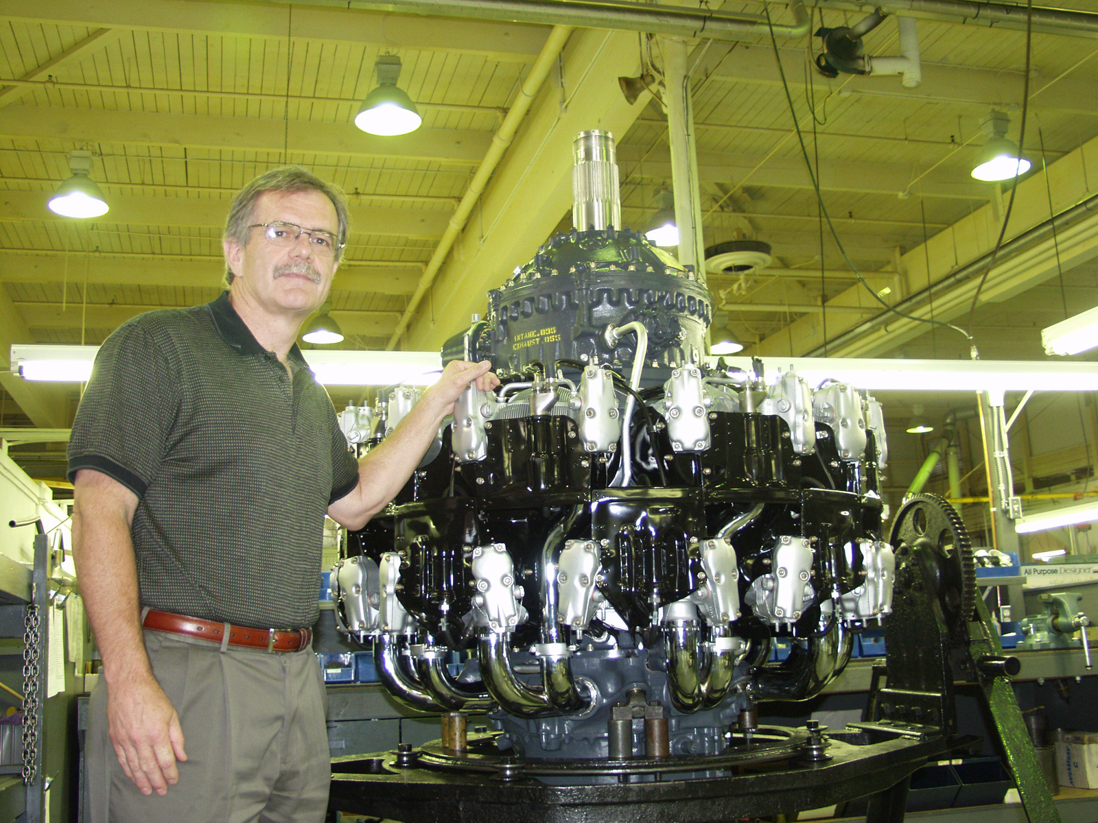 Precision Engines' Radial Engine Expertise Keeps Warbirds, Firefighting Bombers Flying