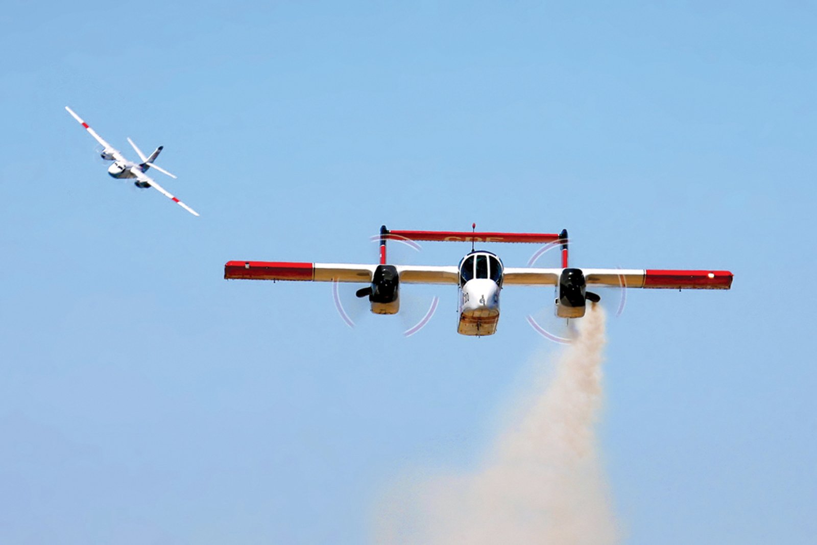 Nevada County AirFest: Unique Air Show in the Forest