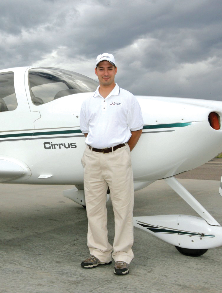 Own a Piece of the New Cirrus SR22-G3 with ShareWest Aviation