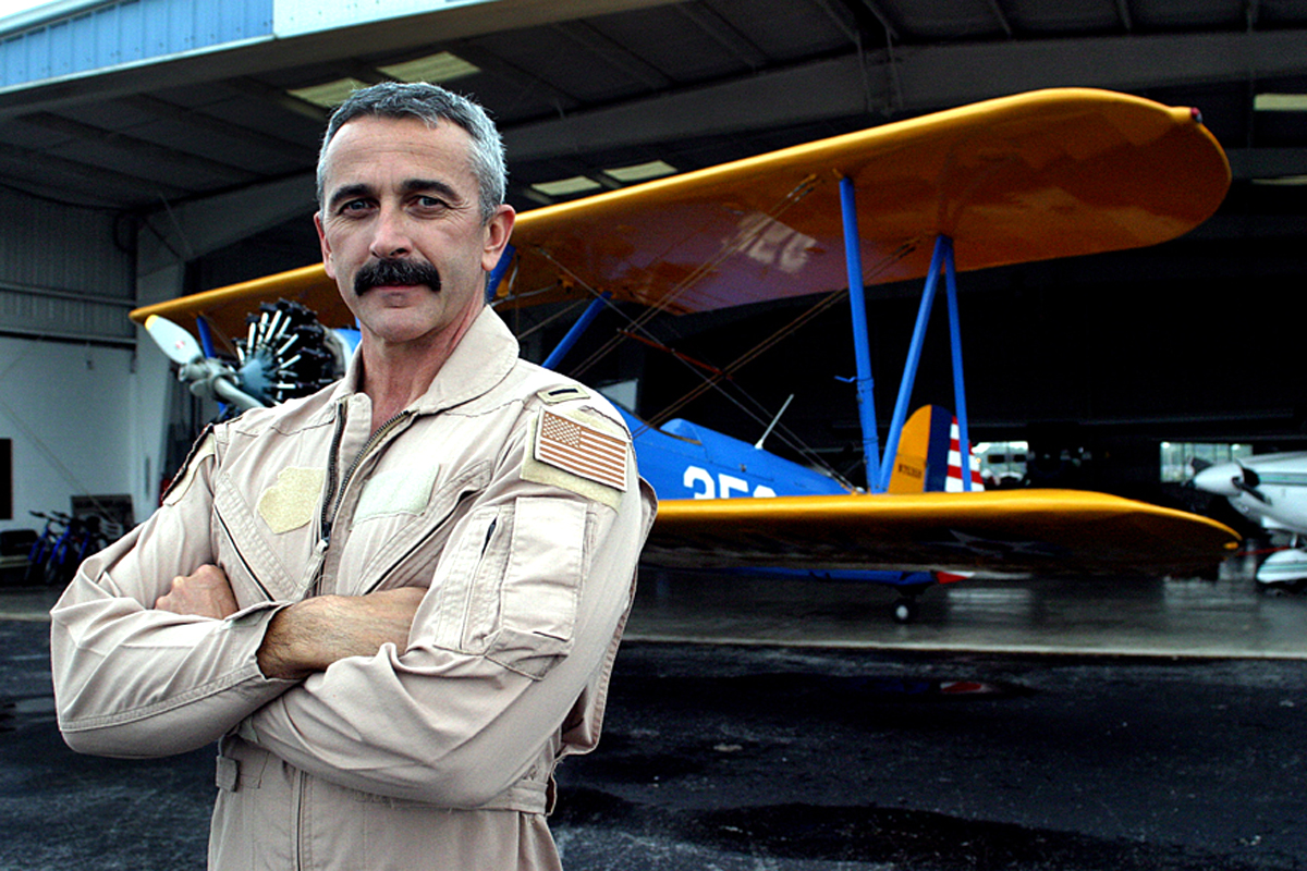 Country Superstar Aaron Tippin Still Flying High
