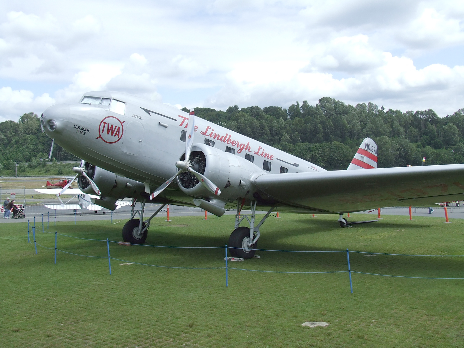 North America's Only Flying DC-2 Displayed at Seattle's Museum of Flight