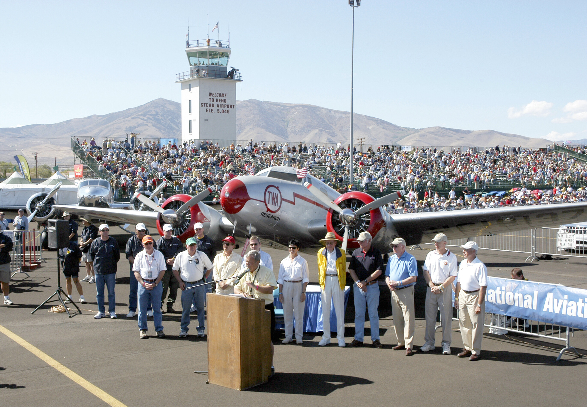 Rolls-Royce Recognizes Winners at the 2007 National Aviation Heritage Invitational