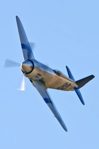 Flown by Sherman Smoot, Czech Mate, a highly modified Yak 11, has reached speeds of more than 450 mph.