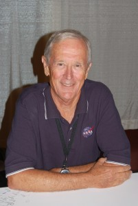 Charlie Duke, the lunar module pilot aboard Apollo 16, was the tenth astronaut to walk on the moon.