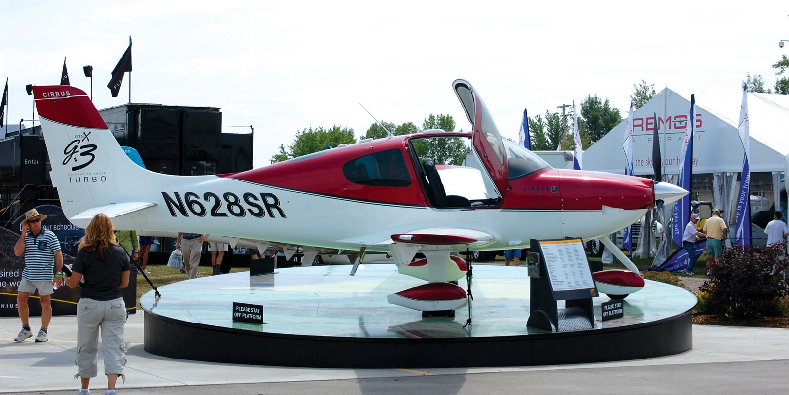 CIRRUS Begins Fleet Delivery of SR22-G3 Turbos to PlaneSmart!