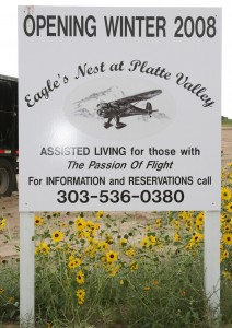 Eagle's Nest, opening winter 2008, will be furnished in a style reflective of the 1940s and decorated with aviation memorabilia and artifacts from World War I, World War II and early general aviation history.