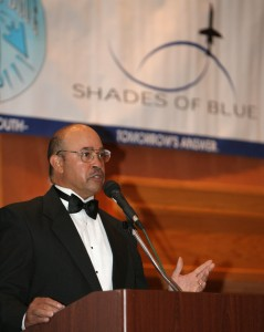 Captain Willie Daniels II, Shades of Blue founder, discusses the important role educators and mentors play in our society.