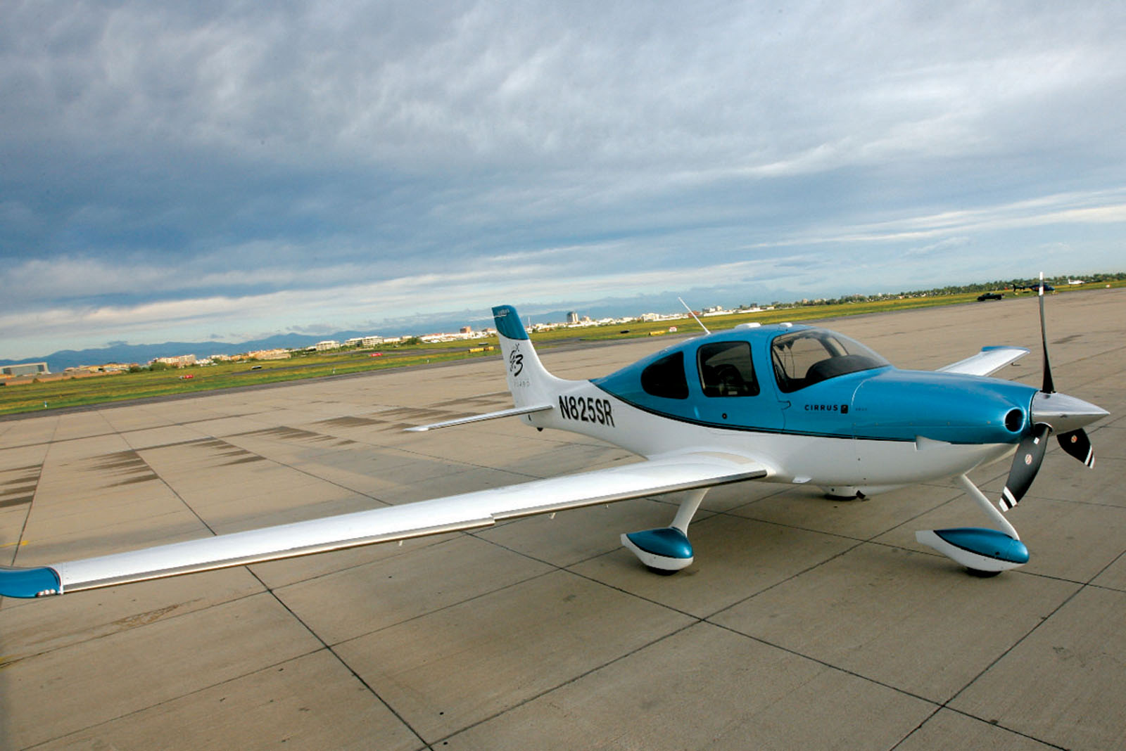 Sky Shares Demonstrates its Cirrus SR22-G3