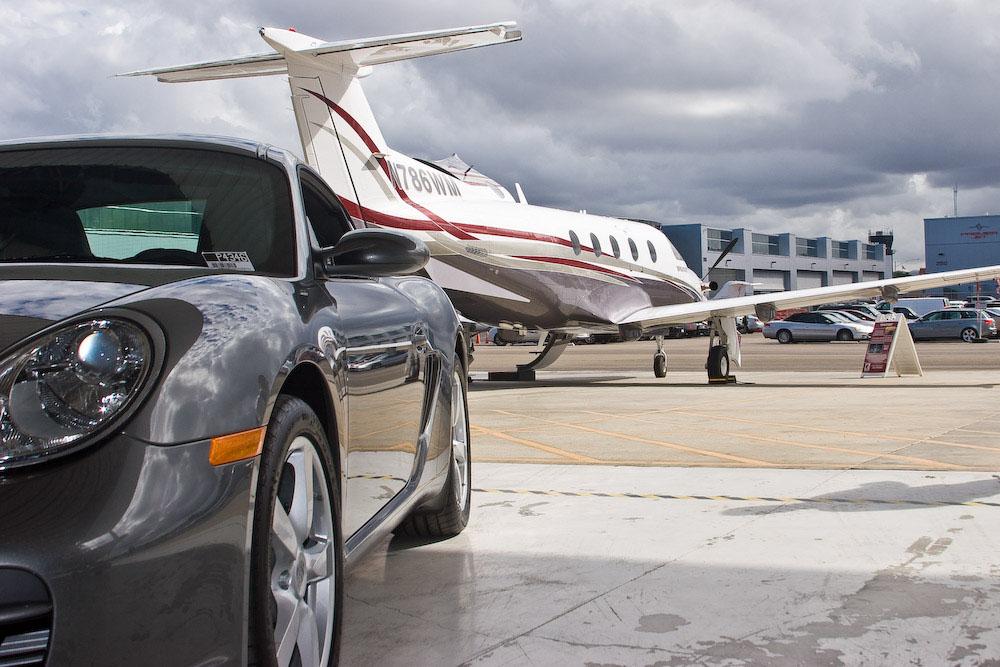 Jet Source Hosts Porsche Business Aircraft and Jet Preview