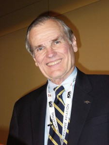 Seminar speakers included Jack Olcott, former president of NBAA and a leading authority on VLJs.
