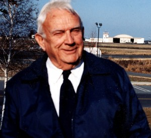 Ed Brown founded and developed Monmouth Executive Airport.