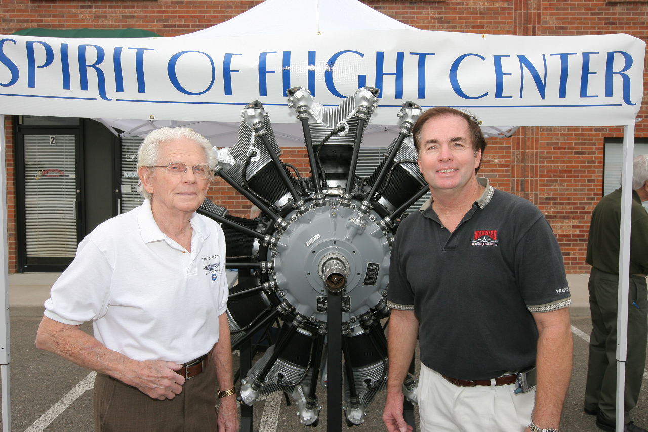 Colorado Spirit of Flight Center Holds Open House