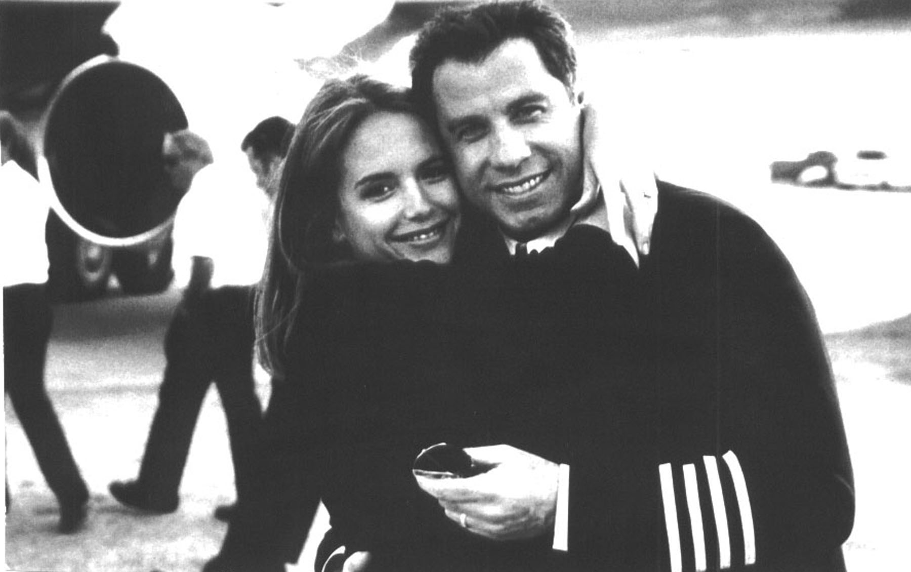 John travolta and kelly preston 1991