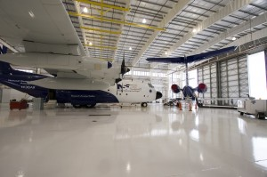 EagleSpan projects include the University Corporation for Atmospheric Research's 35k square-ft hangar at Rocky Mountain Metropolitan Airport, which houses the NSF/NCAR High-performance Instrumented Airborne Platform for Environmental Research and a C-130.