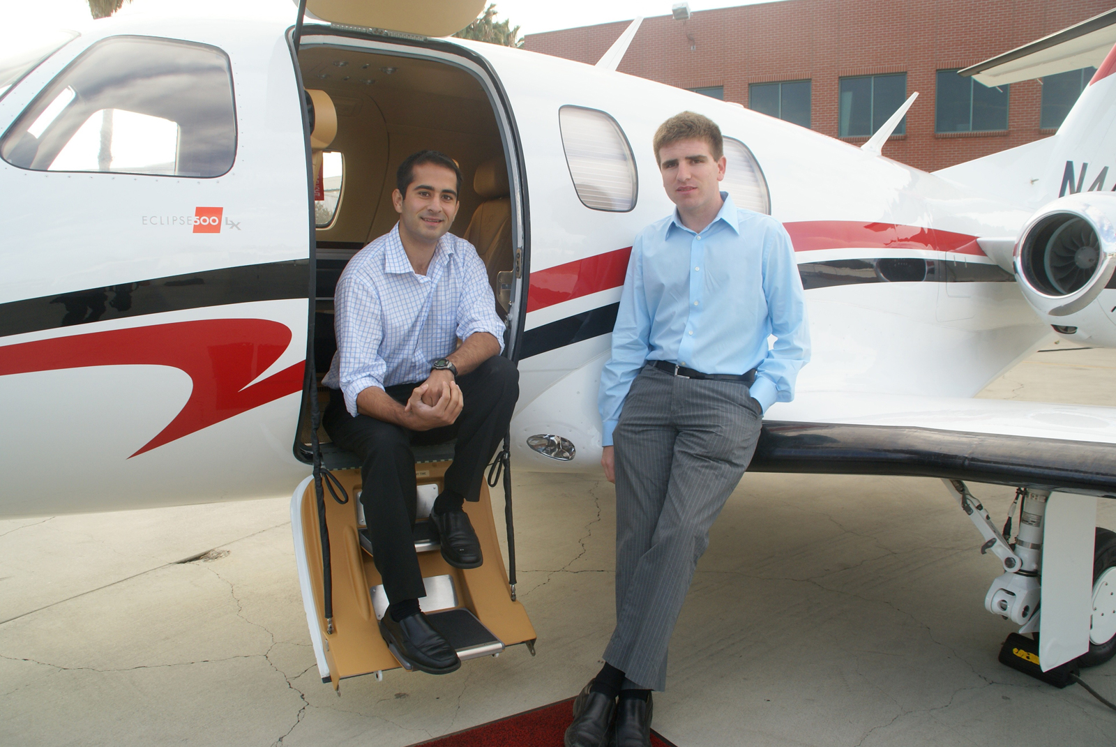 jetAVIVA Offers Full-Service Management to Eclipse 500 Owners