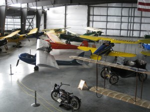 A wide variety of rare early general aviation aircraft, all in flying condition, are attracting national attention to the WAAAM facility.