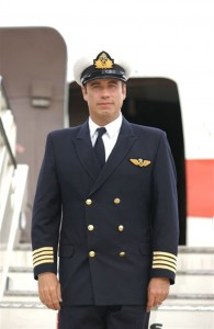 After 9/11, John Travolta's around-the-world tour for Qantas became a goodwill tour, with the objective of getting back into the air and promoting air safety.