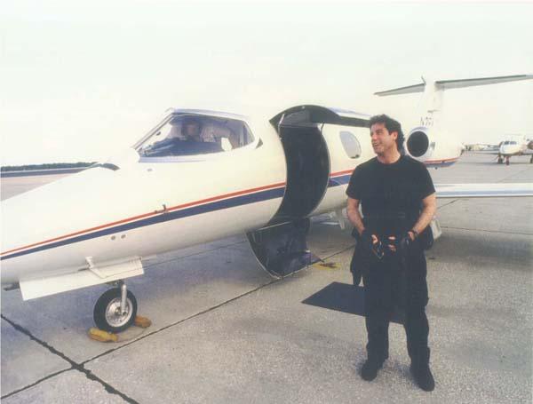 John travolta aircraft