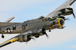 The Liberty Foundation's World War II-era B-17G Flying Fortress, Liberty Belle, has been beautifully restored.