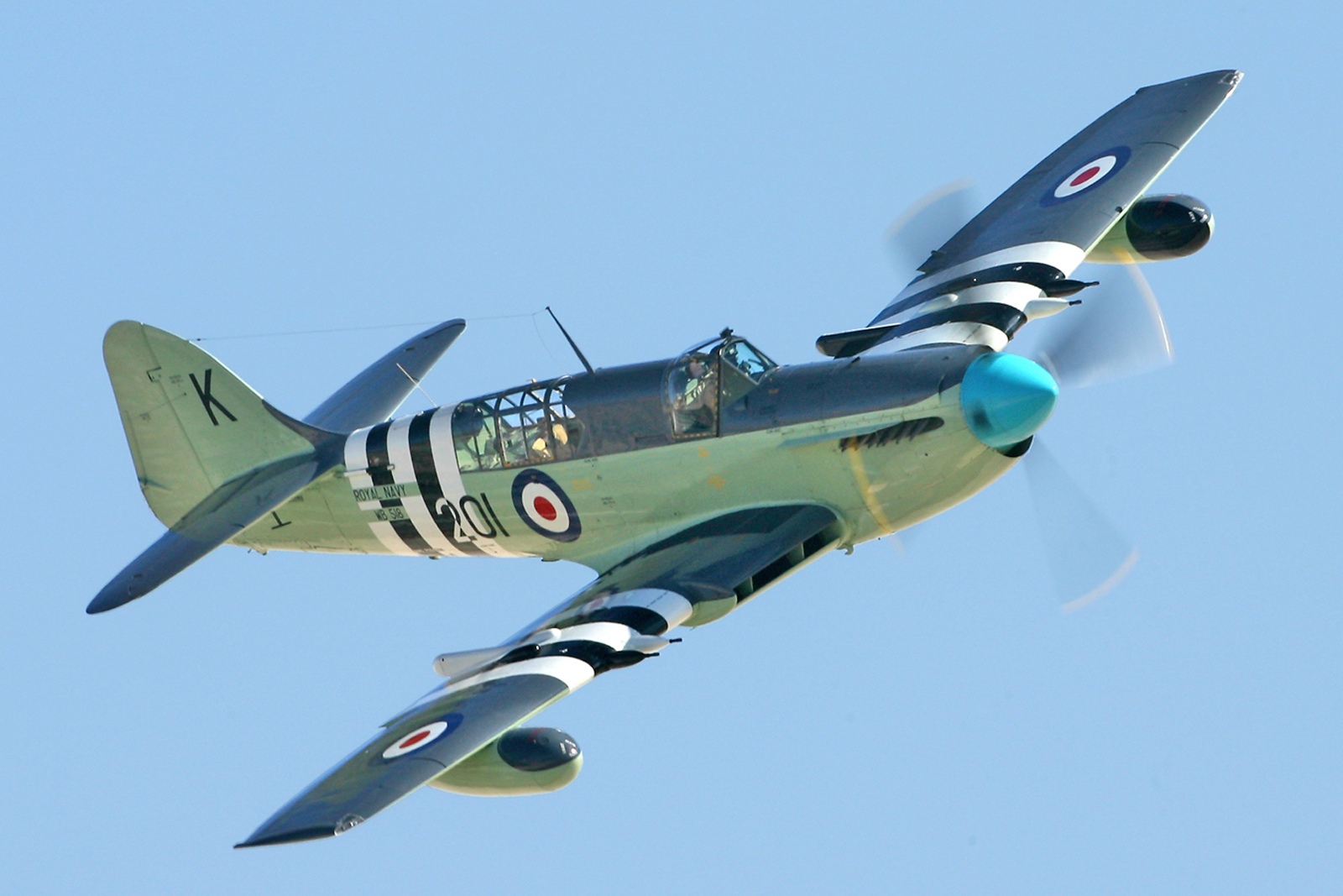 This Fairey Firefly Mk...