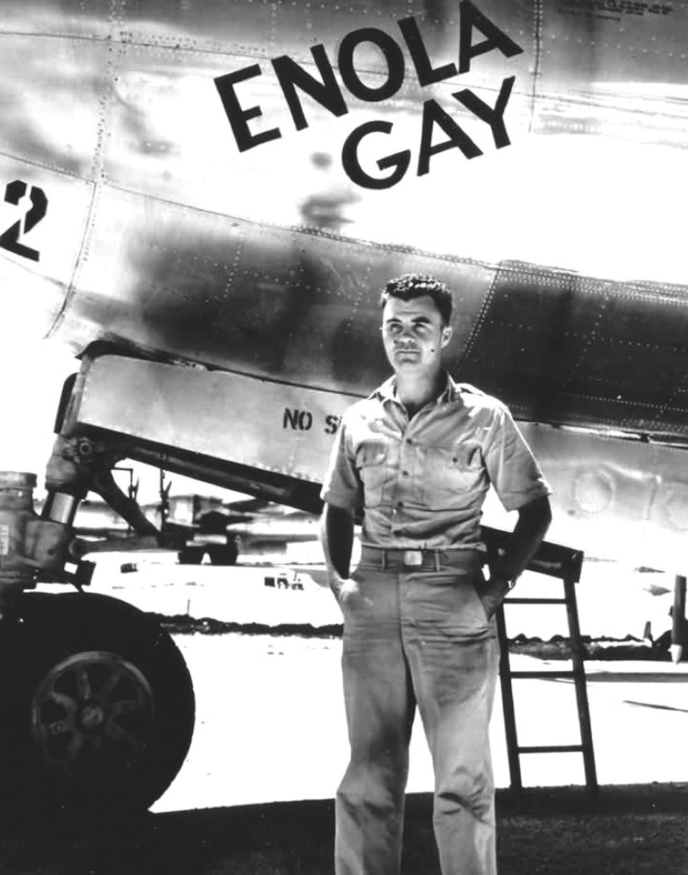 "Paul Tibbets: A Rendezvous with History<br>Feb. 23,1915 ""Flown West"" Nov 1, 2007"