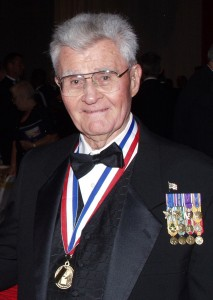 Gen. Paul Tibbets was enshrined in the National Aviation Hall of Fame in 1996.